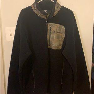 Men's Jacket Black military